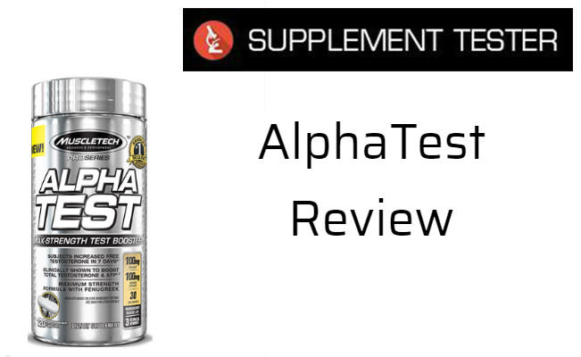 AlphaTest Review