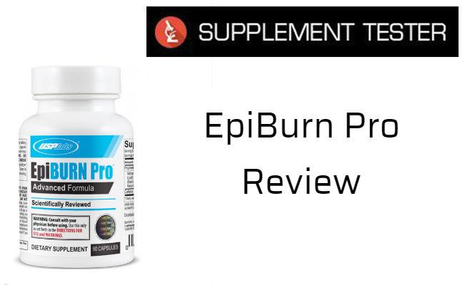 EpiBurn Pro Review