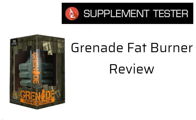 Grenade Fat Burner Review