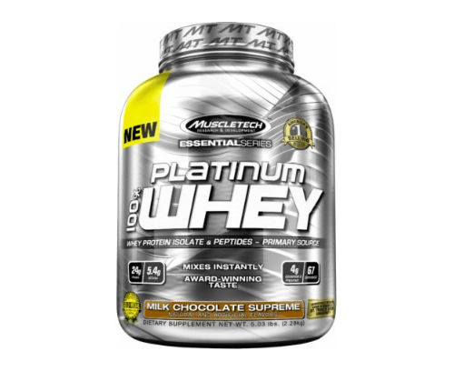 Platinum Whey lg