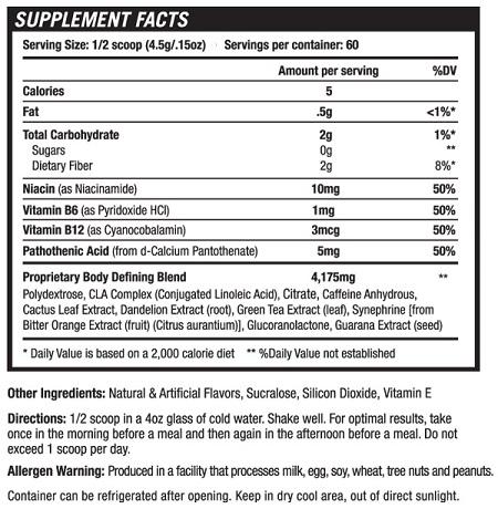 D-Fine8Zero-supplementfacts