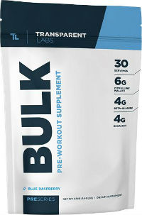 PreSeries Bulk Pre-Workout pack