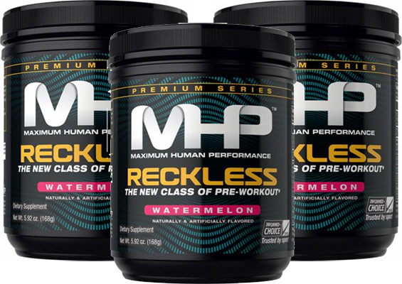 MHP Reckless side effects review