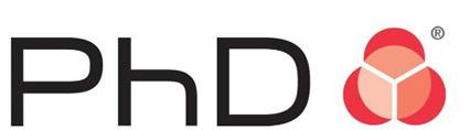 PHD Nutrition Logo Test Matrix