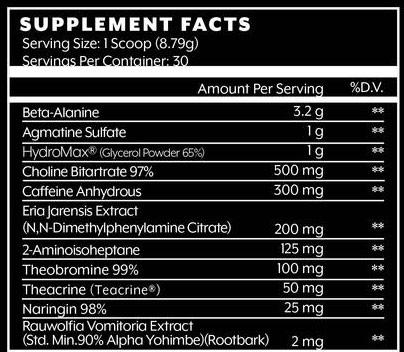 Sidewalk Kraka ingredient list review