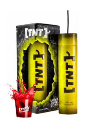 TNT light the fuse pre workout review