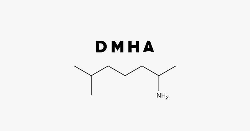 dmha-chemical-formula