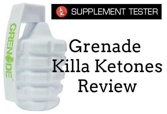 Grenade-Killa-Ketones-Review