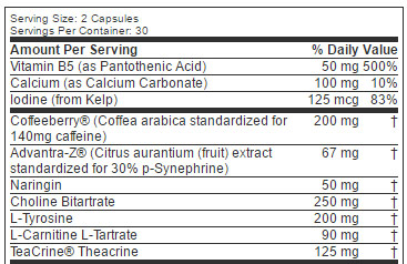 Jamie-eason-lean-body-fat-loss-support-ingredient-list-review