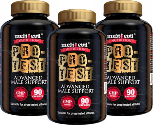 Medi-Evil-pro-test-threesome
