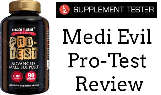 medi-evil-pro-test-review