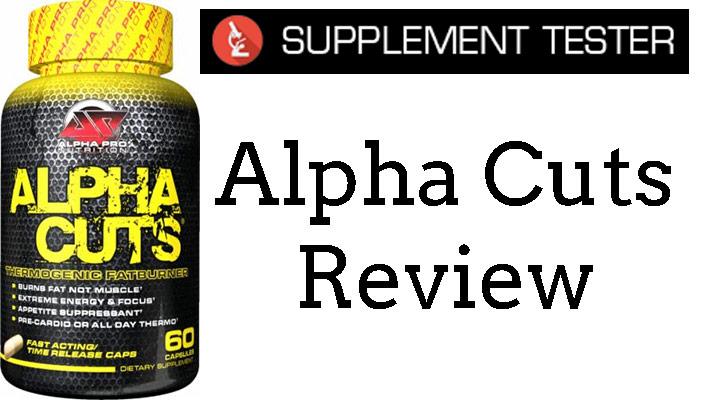 alpha cuts review burner fat)