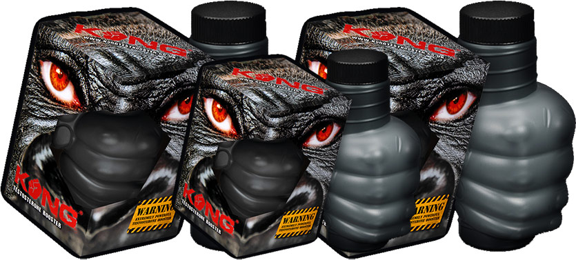 Kong-testosterone-booster-review