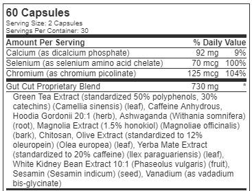 Vigot-Labs-gut-cut-ingredient-list