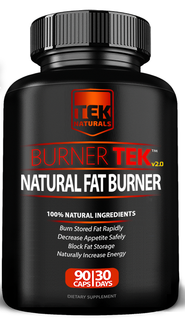 BurnerTEK bottle