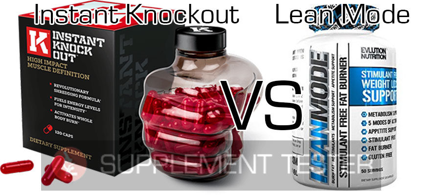 Instant-Knockout vs Lean Mode
