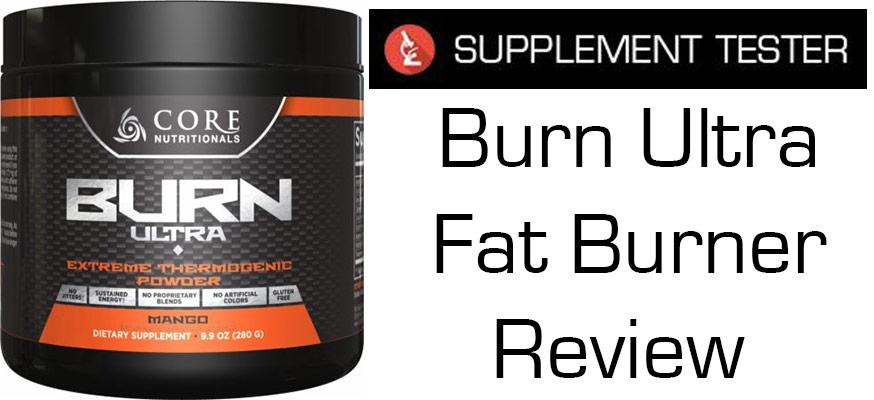 Burn-Ultra-Fat-Burner-Review