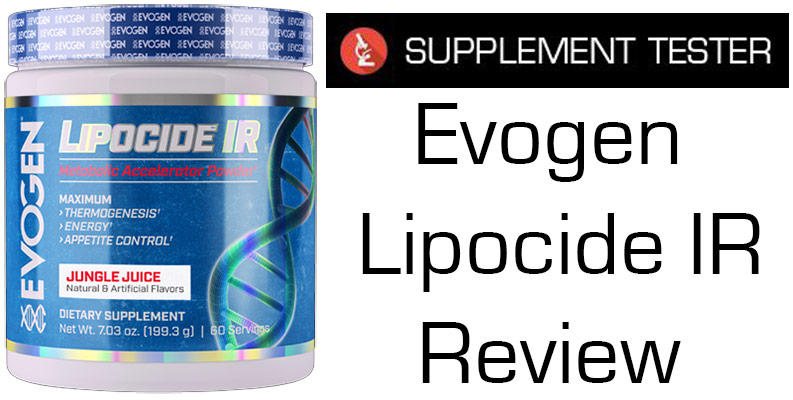Evogen-Lipocide-IR-review