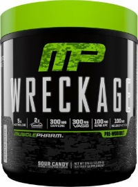 MusclePharm Wreckage tub