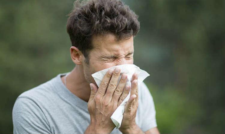 pre-workout allergic reaction