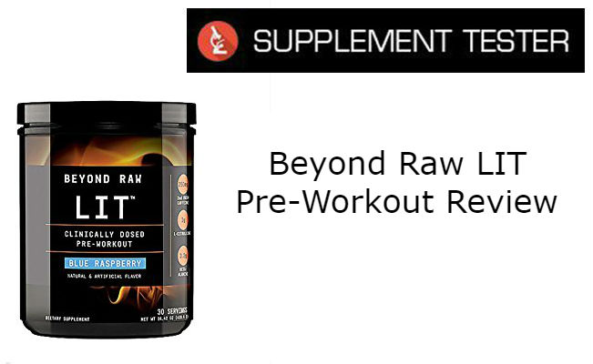Beyond Raw LIT Review