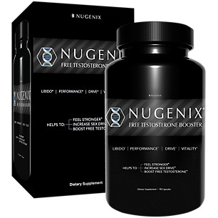 Nugenix box and bottle