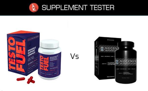 TestoFuel vs Nugenix