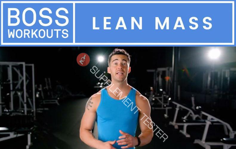 Boss Lean Mass Review