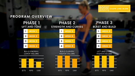 Boss Shape & Burn Overview