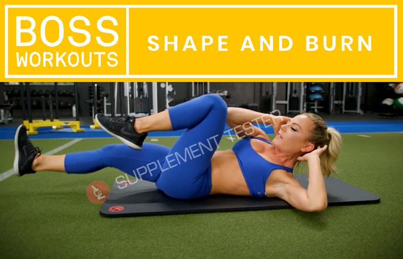 boss shape & burn review