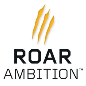 roar ambition logo