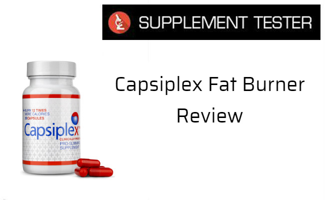 Capsiplex Review