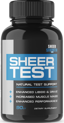 Sheer Test bottle