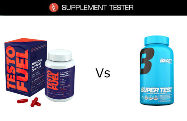 TestoFuel Vs Beast Super Test