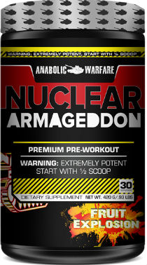 Nuclear Armageddon bottle