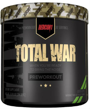 Total War Pre-Workout BOTTLE