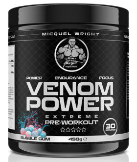 Venom Power bottle